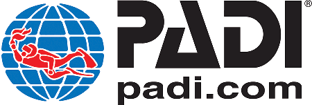 padi scuba education horizontal logo 450px