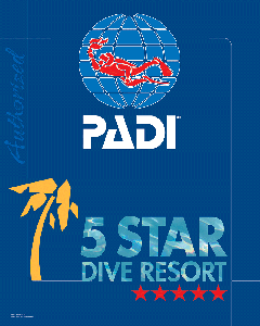 padi 5star dive centre resort logo 240px