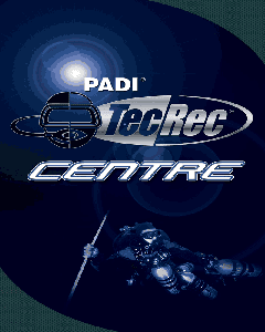 Padi Tecrec Tek Technical Dive Centre Logo 240px
